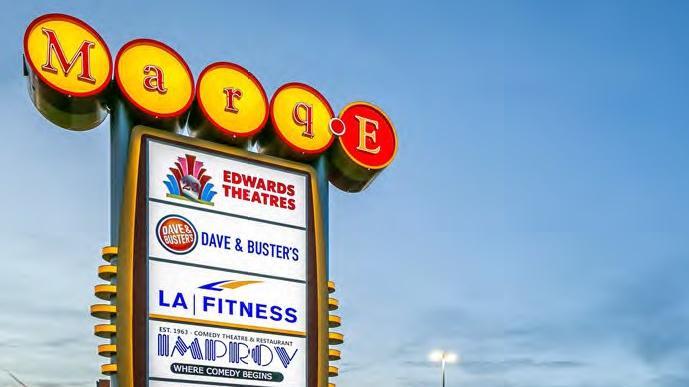 Levcor S Marq E Entertainment Center In Houston Refinanced Houston Business Journal
