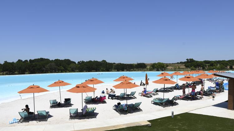 Crystal Lagoon opening in Prosper's Windsong Ranch will stir home