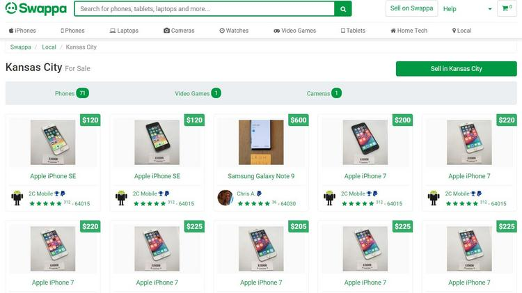 Swappa Local aims to transform local electronics buying and selling