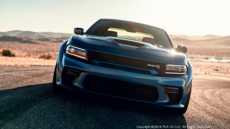 Fcau Debuts 2020 Dodge Charger Srt Hellcat Widebody
