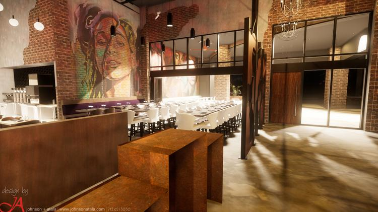 New Spaghetti Warehouse Concept Warehouse 72 Sets Opening