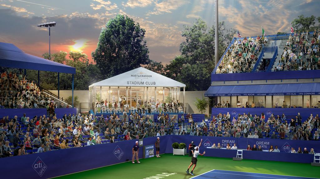 Mark Ein teams up with José Andrés as part of new culinary vision for Citi Open