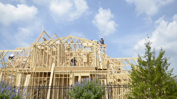 Dallas-Fort Worth home construction forecast to fall this year