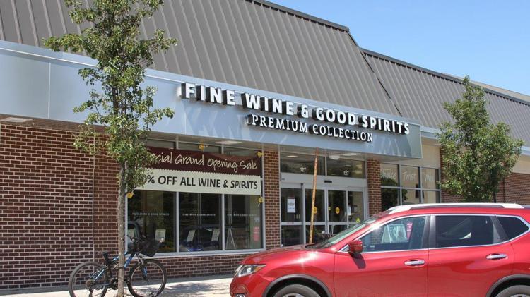 Pennsylvania Closing All Fine Wine Good Spirits Stores Philadelphia Business Journal