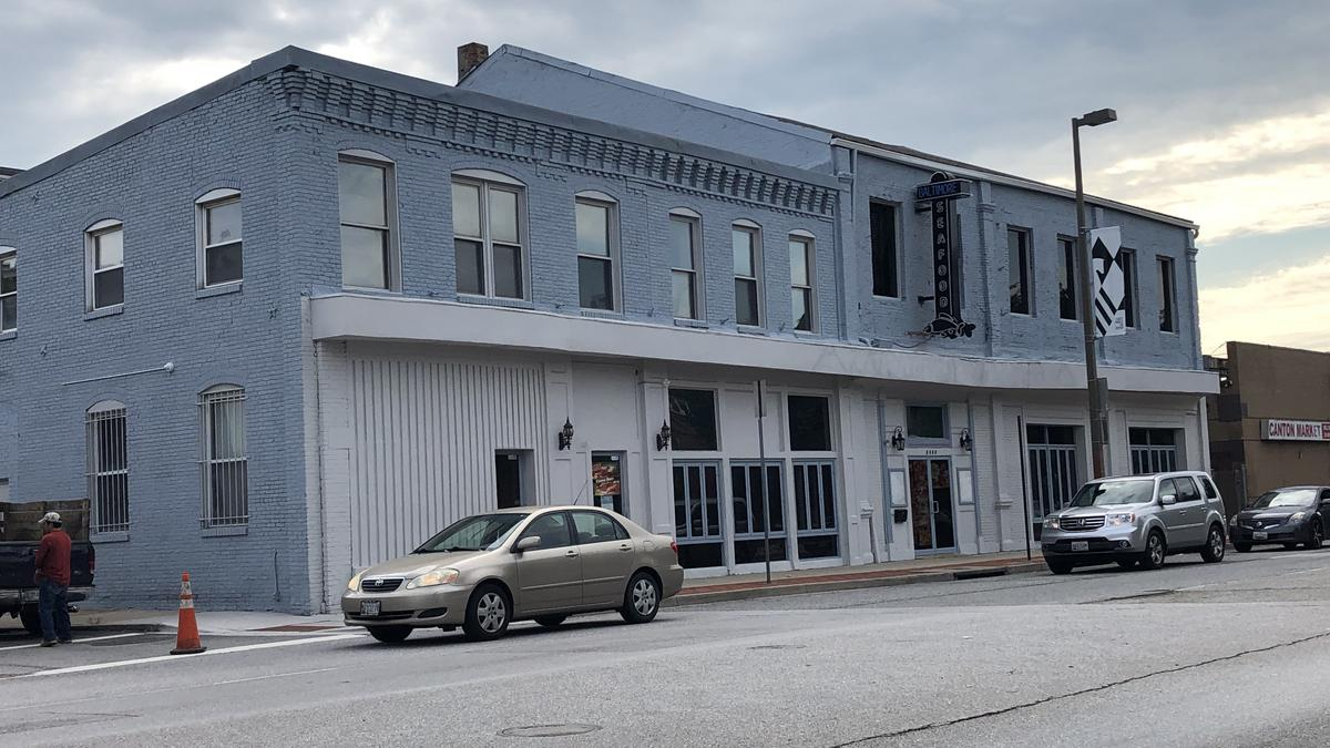 Canton property housing new seafood restaurant heads to auction