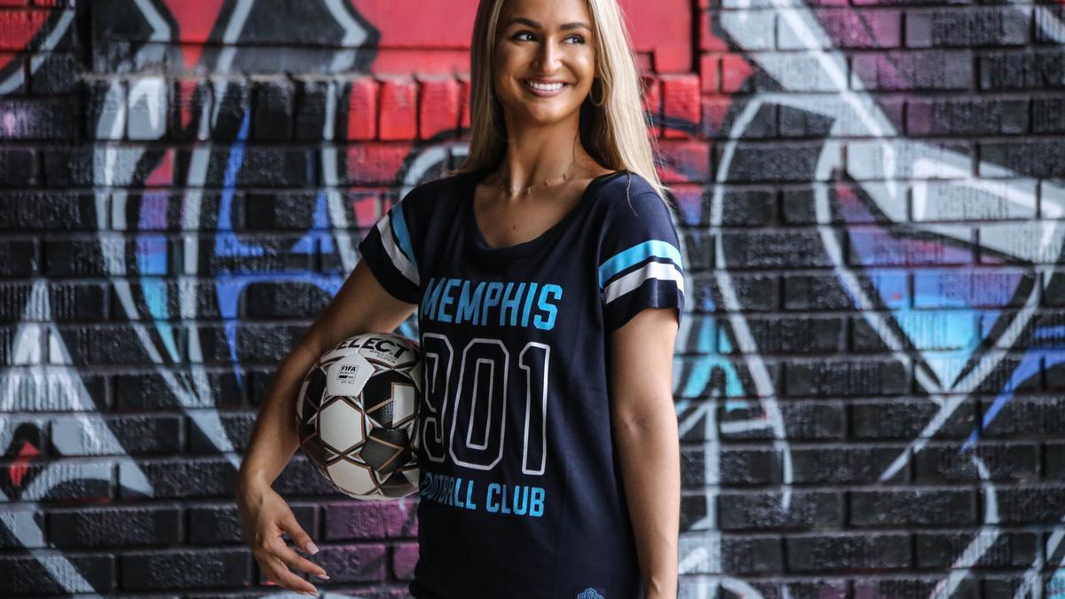 Memphis 901 FC announces new apparel line - Memphis Business
