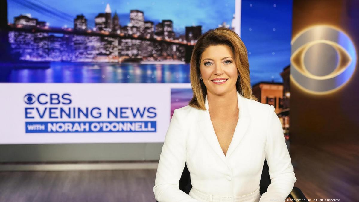 'CBS Evening News' moves to Washington, D.C. - Bizwomen