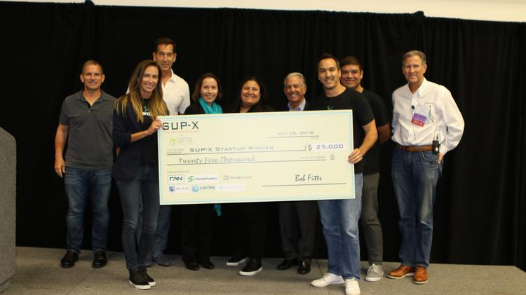 25 startups to compete at SUP-X in Fort Lauderdale - South