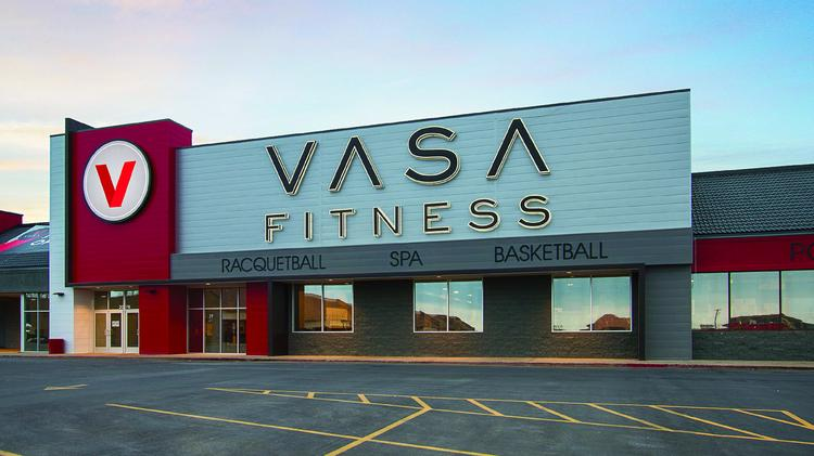 A rendering of what the Vasa Fitness location proposed at Northern and 35th avenues in Phoenix could look like.