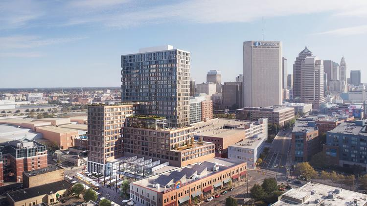 North Market tower to be 28 stories, cost $192M - Columbus