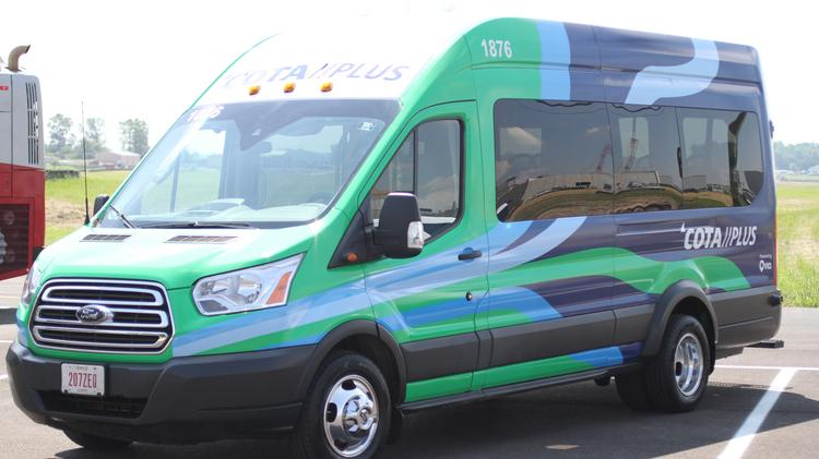 COTA transit service in Grove City opens for Mount Carmel