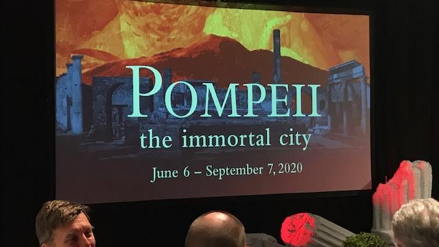 Pompeii Exhibit Schedule 2020 Eight Central Florida artists, organizations to get $93,000 for