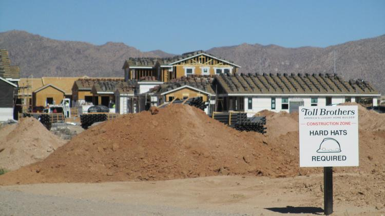 Strange Toll Brothers Moving Dirt On Sterling Grove In Surprise Interior Design Ideas Oxytryabchikinfo