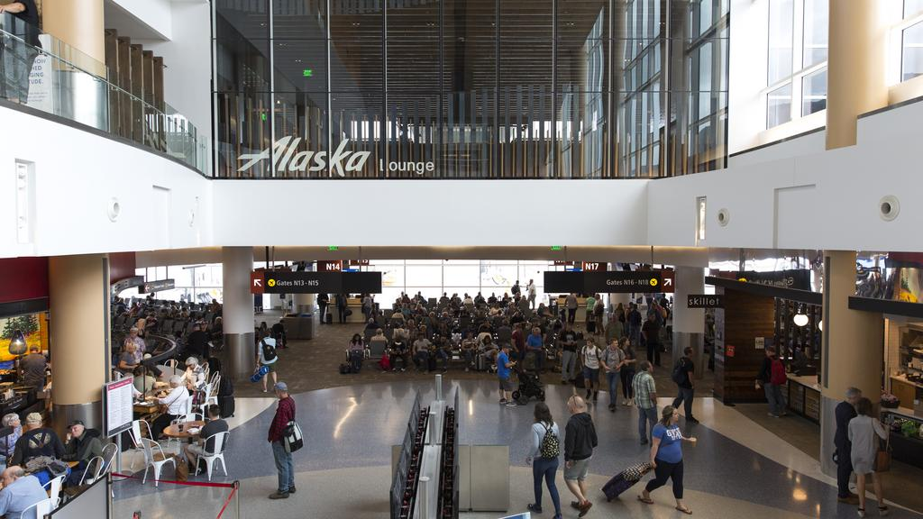 Sneak peek: Alaska Airlines opens flagship lounge at Sea-Tac Airport (PHOTOS)