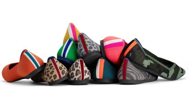 Instagram fan favorite shoe Rothy's