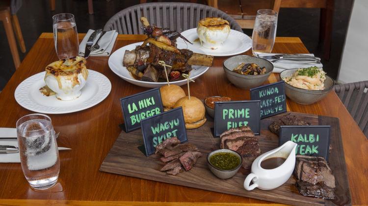 Bizbites How Rebranding Tripled Business For La Hiki Steak