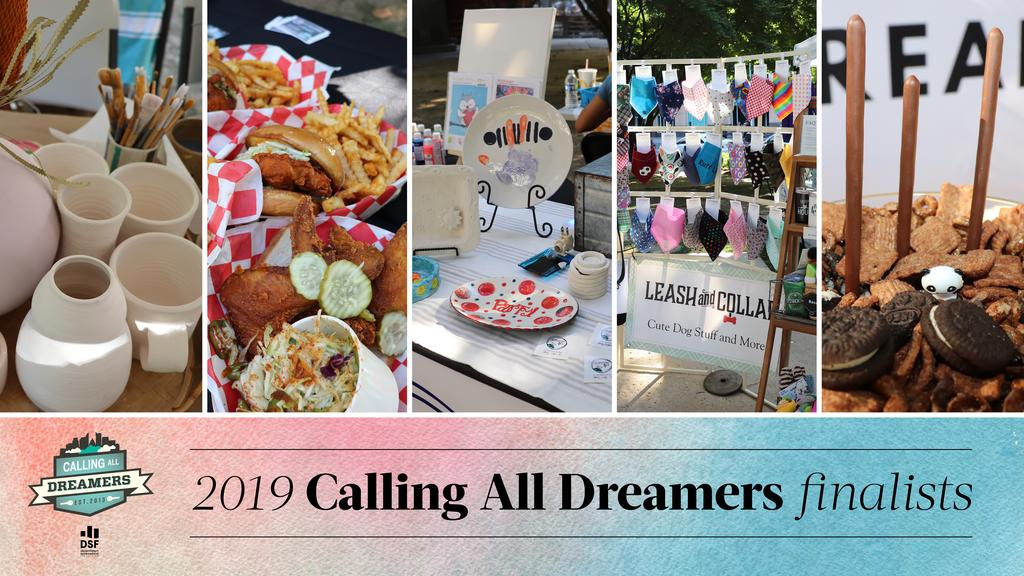 Calling All Dreamers contest: Here are this year's 5 finalists