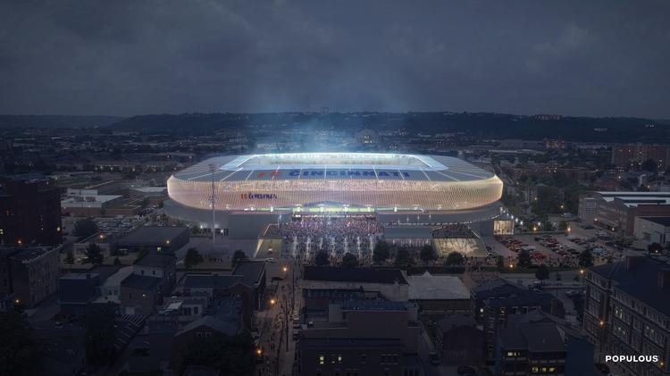 FC Cincinnati stadium size - Cincinnati Business Courier