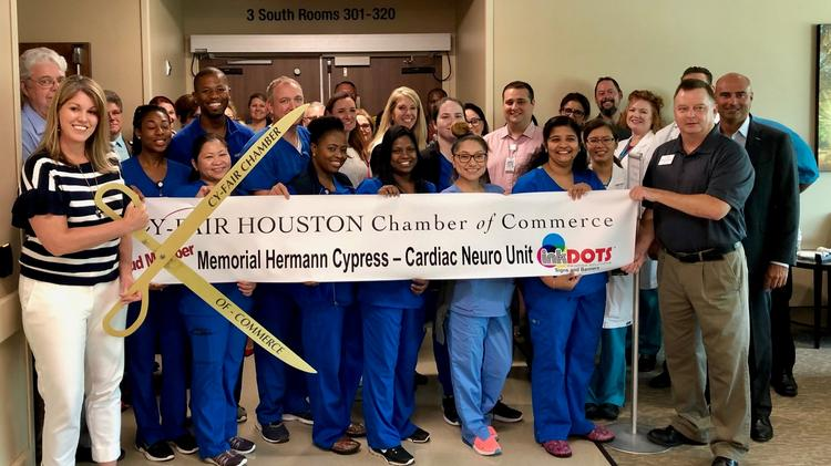 Memorial Hermann Cypress Hospital in NW Houston completes