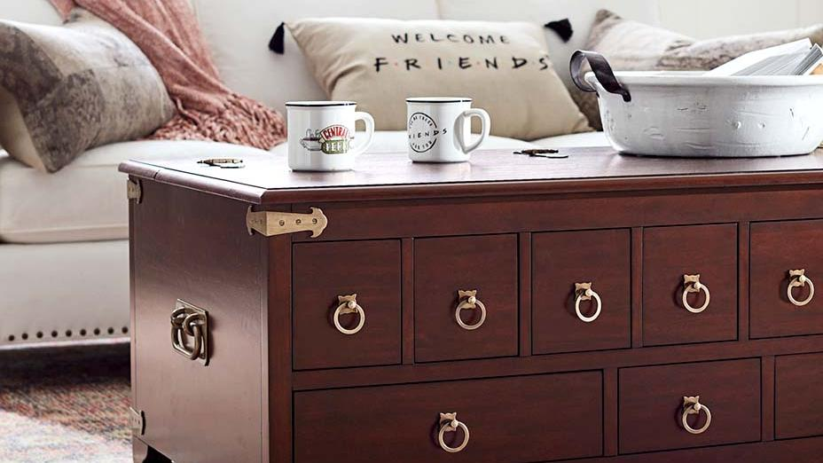 Pottery Barn Introduces New Friends Furniture Collection Bizwomen