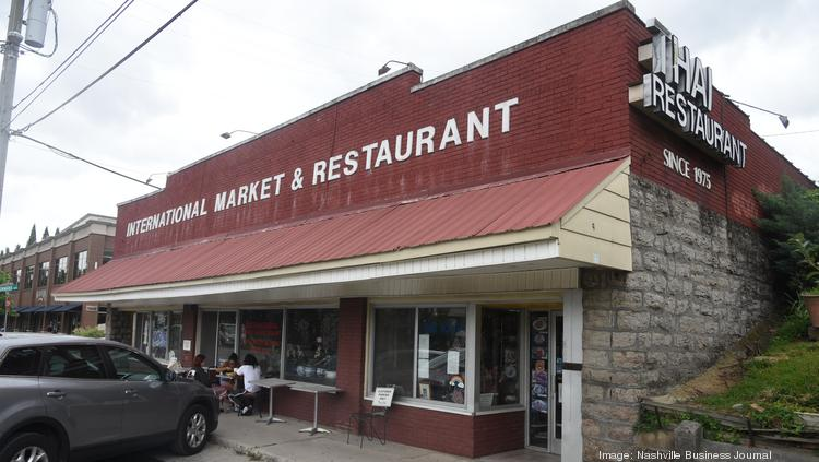 International Market Blvd To Close Near Belmont Nashville