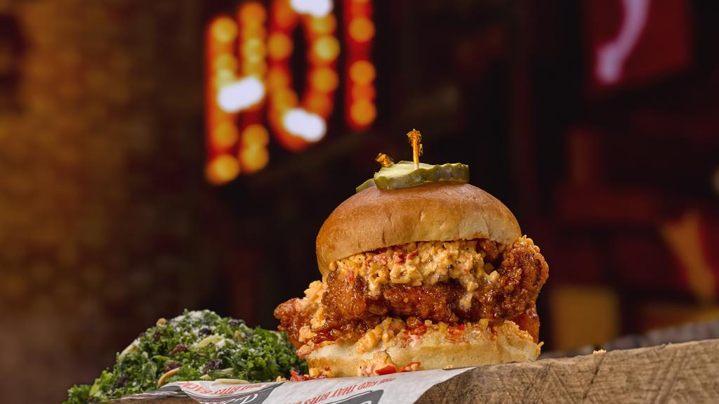 Georgia chicken chain Zaxby's sues fast-growing competitor Joella's