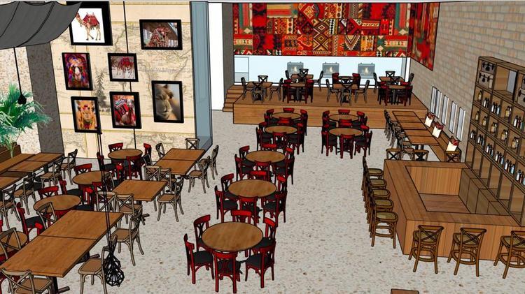 I Drive Mall Lands Brazilian Pizza Restaurant Orlando