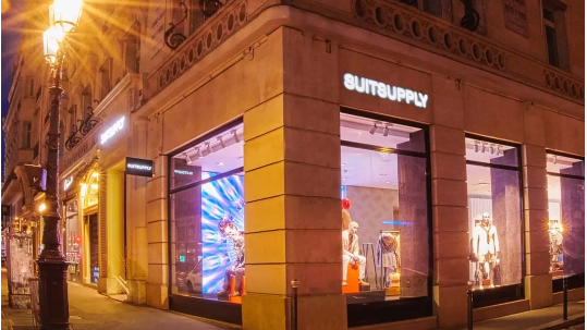 Suitsupply to open shop at Galleria - Minneapolis / St  Paul