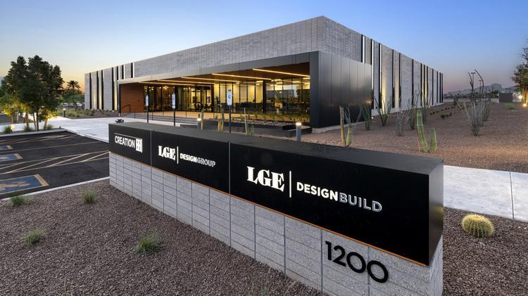 Lge Design Build Adds Residential Development Arms Phoenix