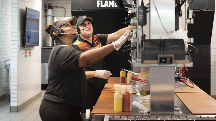 Wendy's rival Burger King plans whopper of an expansion