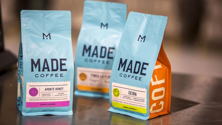 Made Coffee products