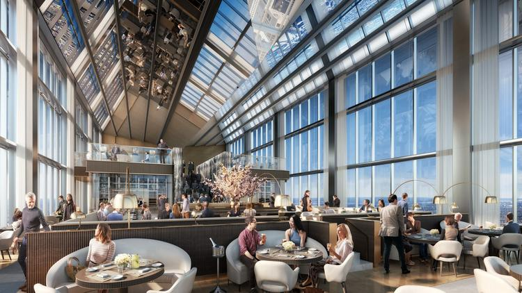 Reservations Open For Four Season Hotel Philadelphia At