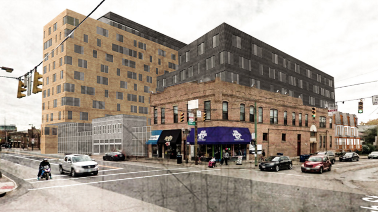 Tremendous Ohio State Student Housing Options To Grow Along High Street Download Free Architecture Designs Rallybritishbridgeorg