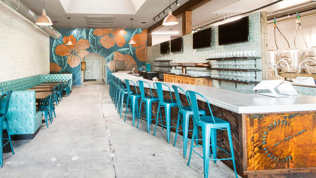 Go inside Bay Cannon Beer Co., opening soon in West Tampa (Photos)