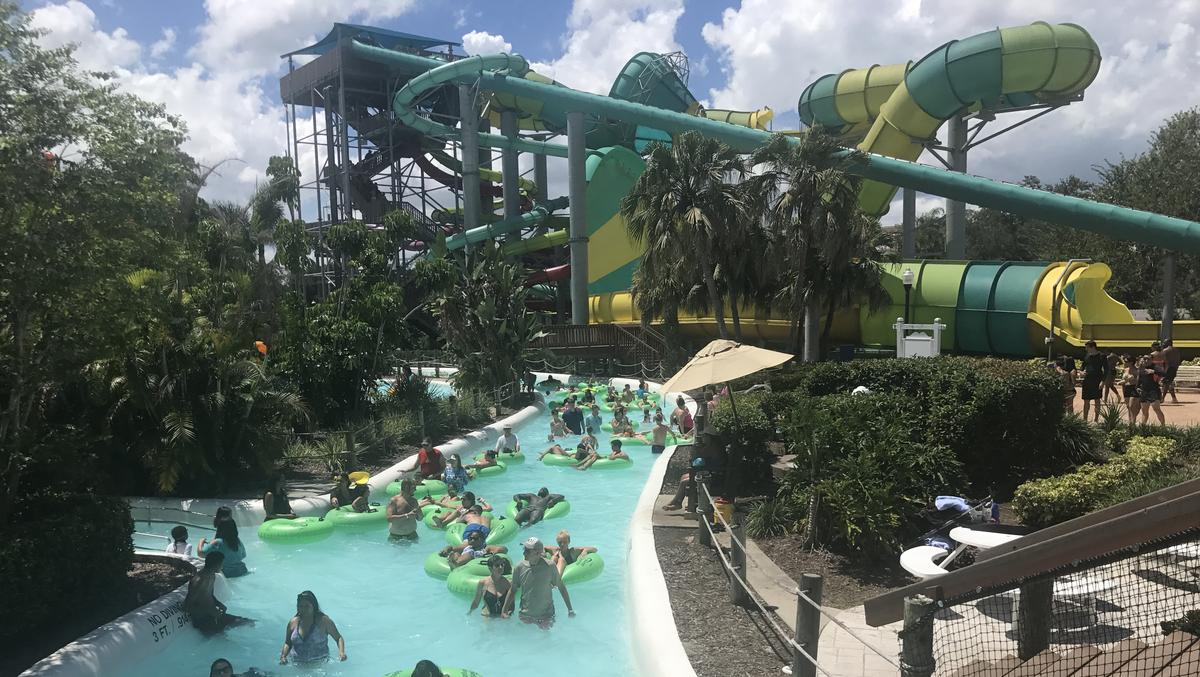 Adventure Island confirms plans for new ride, shares more details - Tampa Bay Business Journal