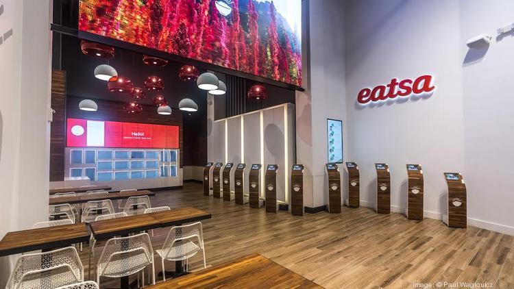 Eatsa closes restaurants, rebrands as Brightloom - San