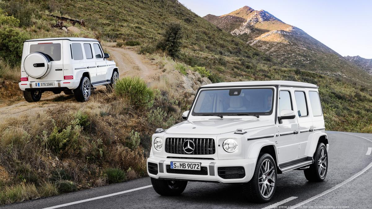 Motor Mondays: Beefy, pricy Mercedes G Wagon gets a redesign
