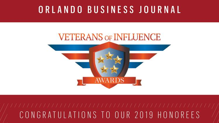 2019 Veterans of Influence: Florida county supervisor of