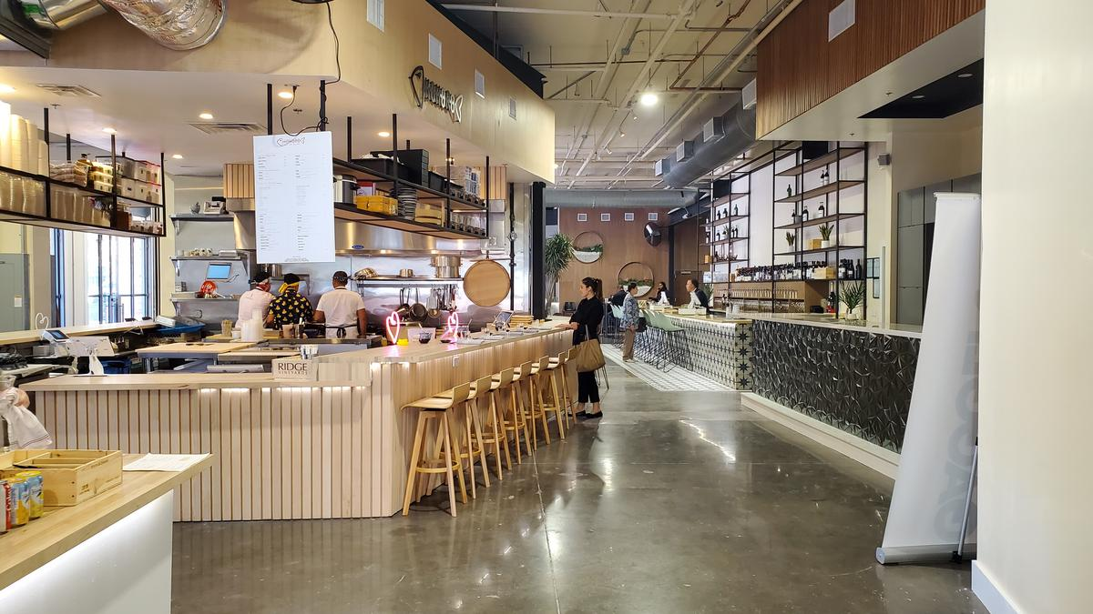 Bravery Chef Hall Opens In Downtown Houston S Aris Market