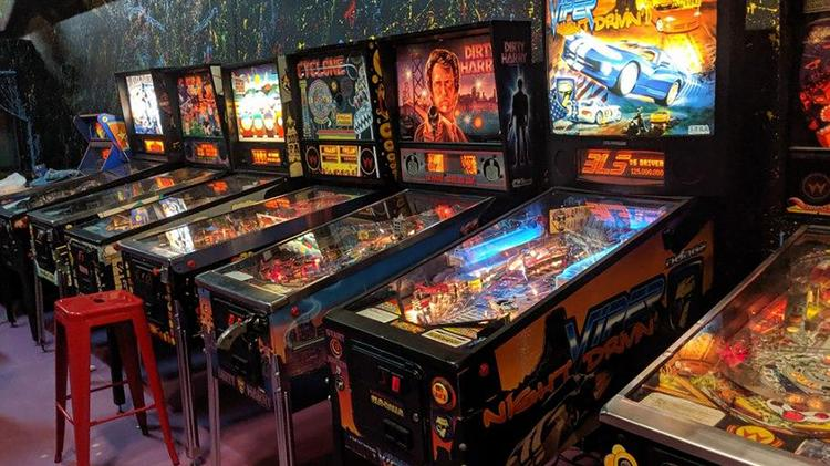 The Pinball Arcade Museum coming to downtown St  Pete