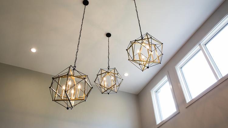 Homearama 2019 Trends In Lighting And Accents Photos