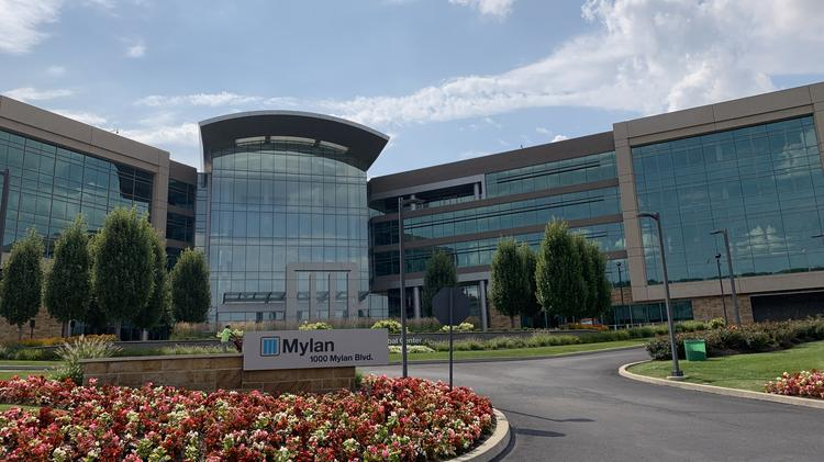 What Mylan is saying about its local center following the
