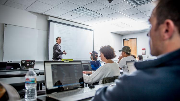 UTSA, Trilogy Education Services partner to launch coding