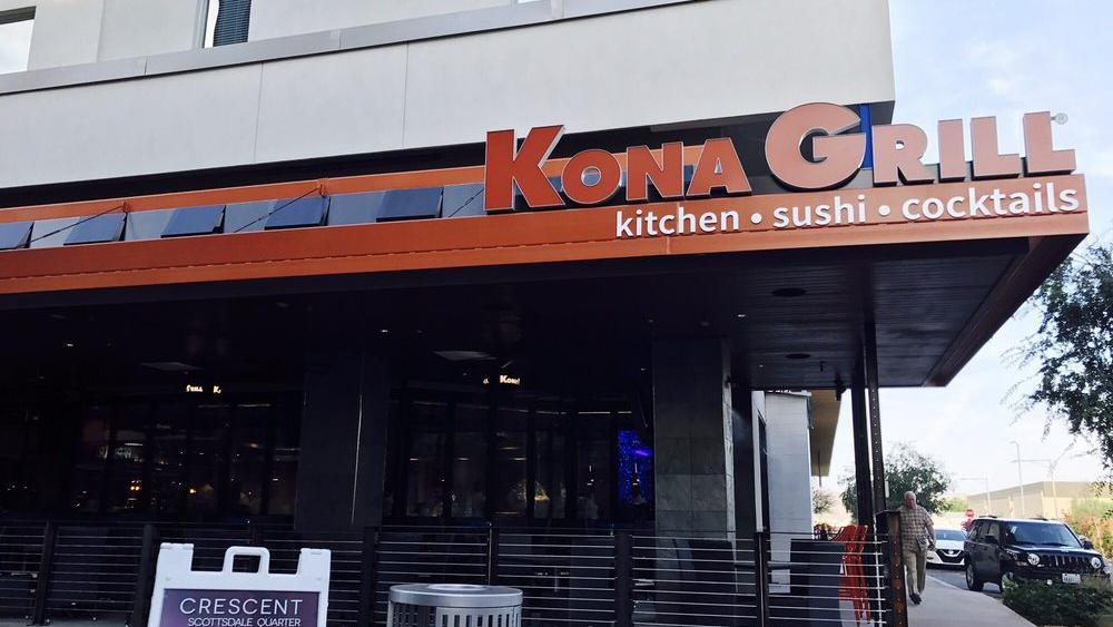 Kona Grill Shutters Three Locations Following Buyout