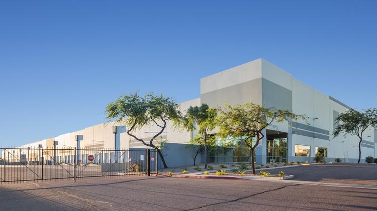 CapRock Parters owns the Papago Distribution Center and plans to continue acquisitions in Phoenix.