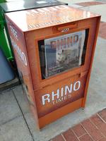What's new (and old) with The Rhino?