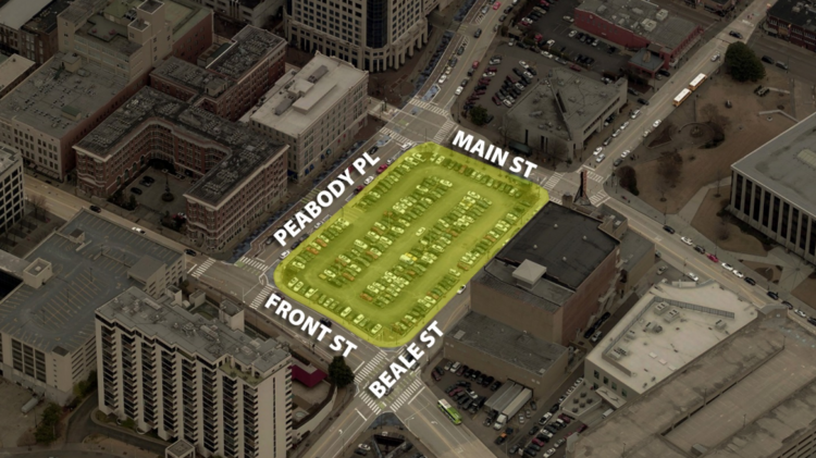 Downtown Parking Authority issues request for proposals for