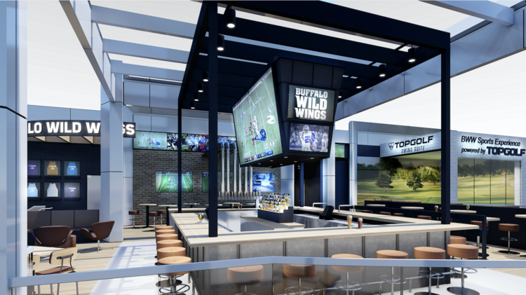 Buffalo Wild Wings And Topgolf Will Partner Up For New