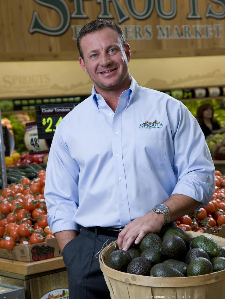 Sprouts exec Jim Nielsen resigns following medical leave