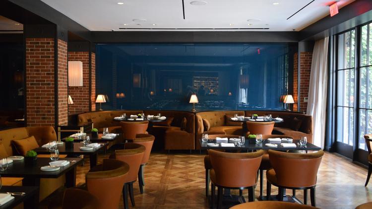 Wolfgang Puck restaurant debuts in reopened Rosewood hotel